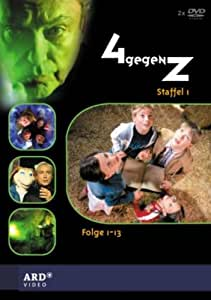 4 gegen Z - Staffel 1, Folgen 01-13 (2 DVDs)