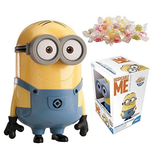 Hucha con caramelos Minions