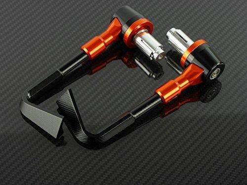 Lever Guard schwarz-orange KTM RC 125 2014-