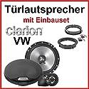 VW Lupo Lautsprecher mit Einbauset