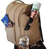 Best Cooler Back Packs - Cool Bag cooler Backpack in Beige Review