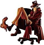 ISPETTORE ZENIGATA Zaza' FIGURA Statuetta 11cm VERSIONE SPECIAL Dark COLOR Banpresto Serie CREATOR X CREATOR Lupin III 3rd