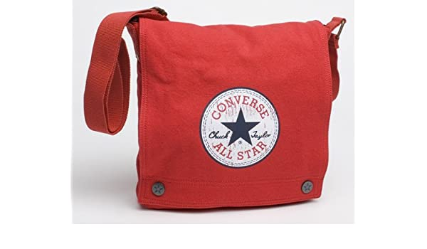 Rote Converse All Star Vintage Chucks Tasche Fortune Bag