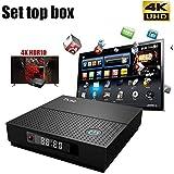 TX92 Mini Smart TV Box,Android Set-Top Box 8 Quad Core 64bit 3G/32G 4K HD Network Player 7.1 TV Set-top 4K HD Box Media Player