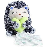 Hedgehog - Chaleco de verano para bebé, diseño de corazones