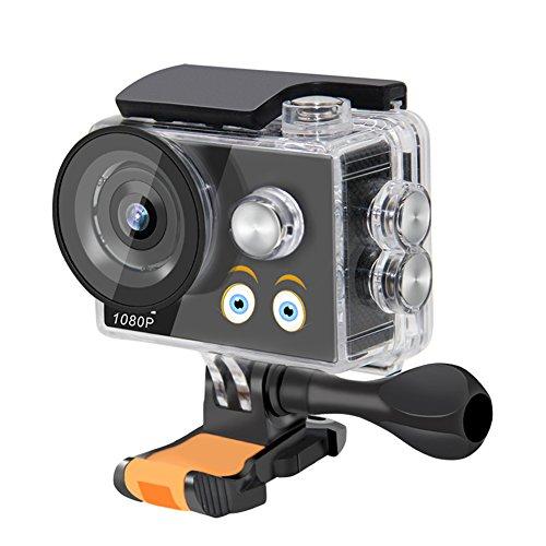 Sport & Action-videokamera Ultra Hd Action Kamera 4 Karat Dual Screen Sport Kamera Gehen Wasserdicht Pro Kamera Hd 1080 P Wifi Mini Outdoor Sport Dv Helm Video Cam Volumen Groß