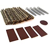 EDC Fire Kit Refill Pack - Value pack of refill materials for your EDC Fire Kit. UK-made.