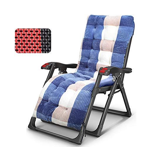 Klappbar liegestuhl Verbreiterung Garten Sonnenliege verstellbar Massage-Armlehne Bewegliches Kissen Palettenregal Rest Stuhl