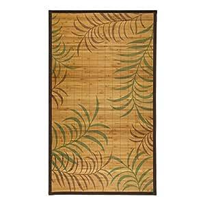 Tapis Cypres (120x70cm) Naturel • Bambou - Monbeautapis - Bambou