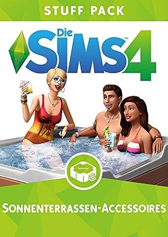 Die Sims 4 - Sonnenterrassen [PC Code -