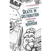 Death in Distribution (#11 - Sanford Third Age Club Mystery) (STAC - Sanford Third Age Club Mystery)