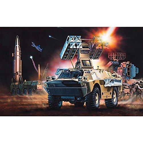Dragon 43515 Sa 9 Gaskin 1 35 Scale Military Model Kit