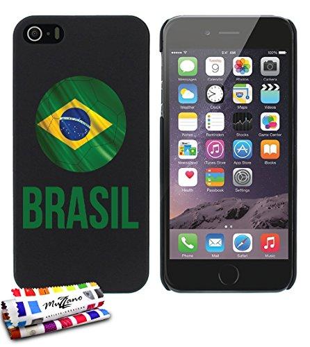 carcasa-rigida-ultra-slim-apple-iphone-5-de-exclusivo-motivo-balon-de-futbol-brasil-negra-de-muzzano