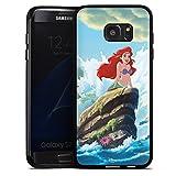 DeinDesign Samsung Galaxy S7 Edge Silikon Hülle Case Schutzhülle Disney Arielle Die Meerjungfrau Geschenke Merchandise