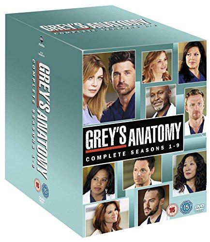 Grey's Anatomy - Series 1-9 - Complete