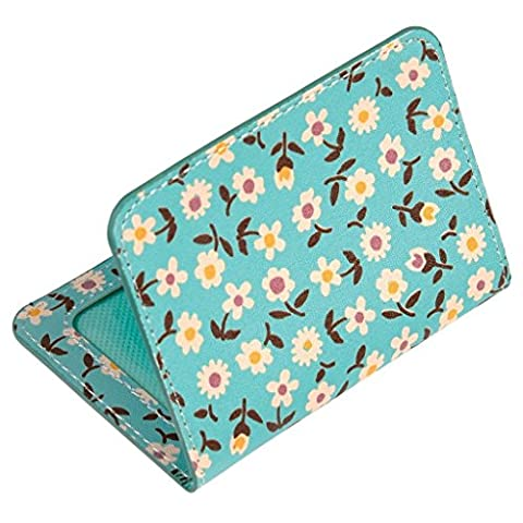 Travel Card Holders - Choice Of Design ( Daisy )