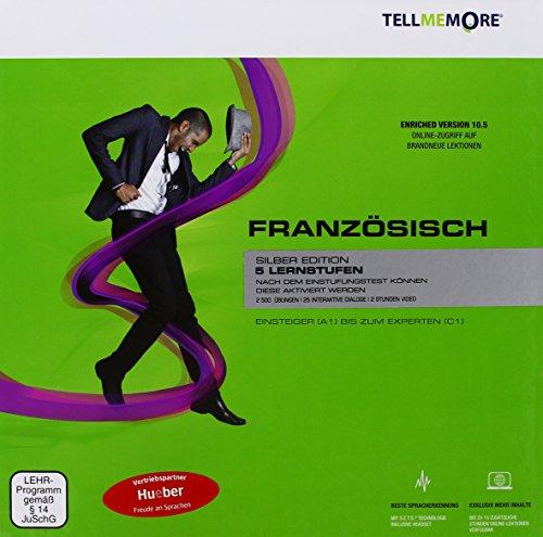 Tell me More Französisch 10.5 - 5 Lernstufen Silber Edition
