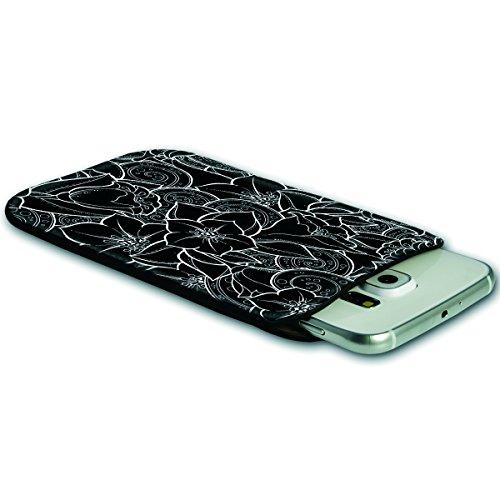 Sleeve style Housse Case Étui Coque Motif Étui pour Apple iPhone 6/6S–Choix Design au choix ubs18 Design 9