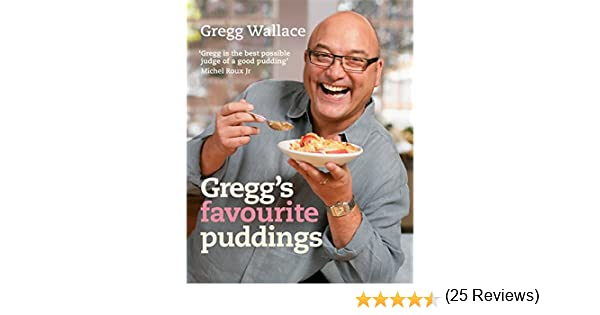 Gregg wallace christmas pudding