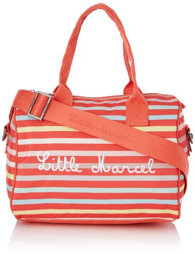 Little Marcel Light murphy, Borsa bowling Arancione (Orange (Corail 244))