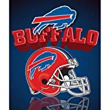 Buffalo Bills Fleece Throw Blanket
