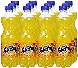 Fanta Orange, 12 x 500 ml EW Flasche