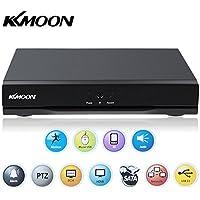 Kkmoon - Grabador de vídeo digital para cámara de vigilancia de seguridad CCTV de red DVR H.264HDMI 960H D1de 8canales