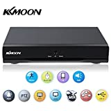KKmoon 8 Kanal 960H D1 Digitaler Videorekorder CCTV Netzwerk DVR