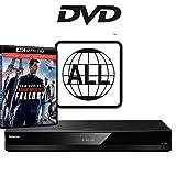 Panasonic DP-UB820 MULTIREGION for DVD Blu-ray Player...