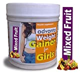 ADVANTA WEIGHT GAINER FOR GIRLS'/WOMEN [MIXED FRUIT] 500G