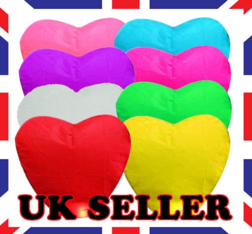 mixed-colour-pack-chinese-heart-flying-sky-lanterns-9-colours-10-20-30-40-50-70-100-150-packs-weddin