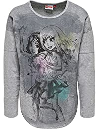 Lego Wear Lego Girl Friends Tallys 614-Langarmshirt, T-Shirt Manches Longues Fille