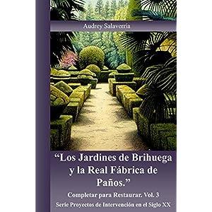 Los Jardines de Brihuega y la Real Fabrica de Paños: Completar para Restaurar (Proyectos de Intervención en el Siglo X