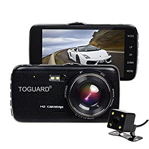 TOGUARD Auto Kamera DashCam Armaturenbrett