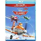 Planes (3D) (Blu-Ray + Blu-Ray 3D)