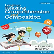 Longman Reading Comprehension and Composition Book for Class 8