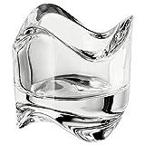 Ikea VASNAS602.590.96 - Portavela transparente, diámetro 6 cm