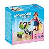 PLAYMOBIL 5491 - Mama mit Kinderwagen