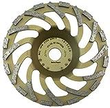 PRODIAMANT Profi Diamant-Schleiftopf Beton 180 mm x 22,2 Diamantschleiftopf PDX82.918 180mm