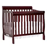 Best Convertible Cribs - Dream On Me Aden Convertible 4-in-1 Mini Crib Review