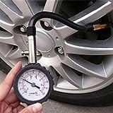 Neumático Presión Calibre , Neumático Presión Monitor Con Sostener Válvula por Bicicleta Carros SUV Motocicleta