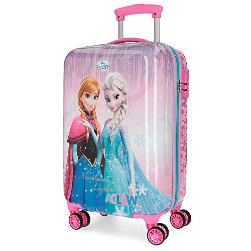 Disney Fantasy Valigia per bambini, 55 cm, 32 liters, Rosa