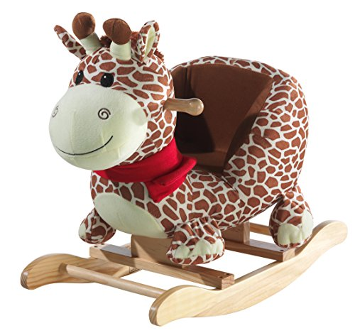 Heunec - 726574 - Jouet de Premier Age - Girafe à Bascule