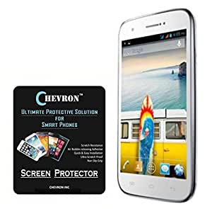 Chevron AquaShieldz Pro Ultra Clear Screen Guard Protector For Micromax A92 Canvas Lite