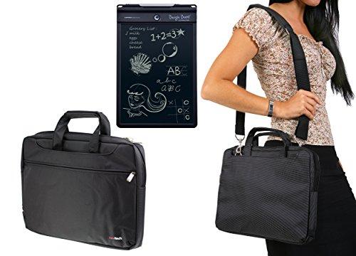 Navitech kleine schwarze Grafik-Tablet-Hülle / Tasche für die Boogie Board 10.5 Inch