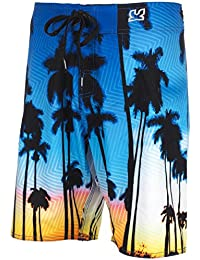 Waxx - Morning palmiers - Boardshort de bain