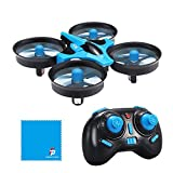 JJRC H36 Mini RC Drone Mini UFO 2.4G 4 canales 6 Eje Modo Quadcopter - Azul