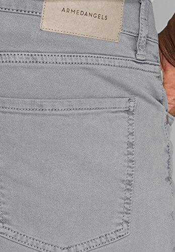 ARMEDANGELS Herren Jeans aus Bio-Baumwolle - Dylan - GOTS, ORGANIC, CERES-008 Light Grey
