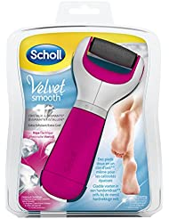 Scholl - Velvet Smooth Express Pedi Râpe Electrique Rose