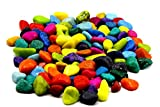Adhiran Multi-color Home, Garden and Aquarium Decor pebbles